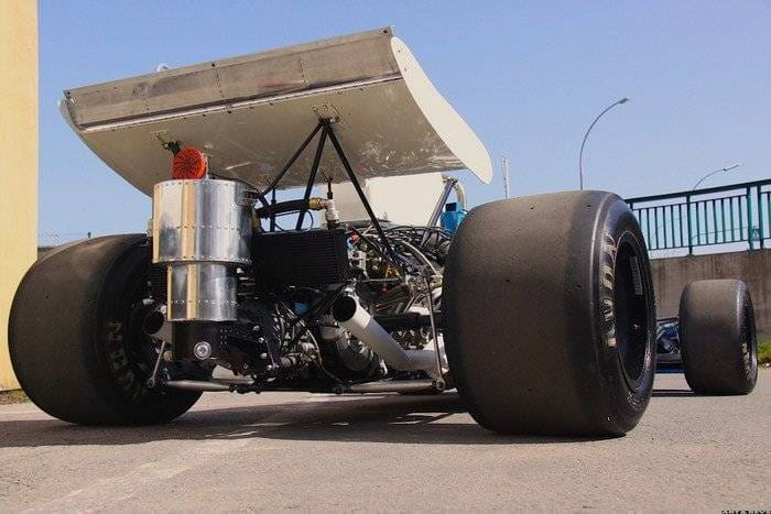 El Matra MS120 de Chris Amon, a la venta