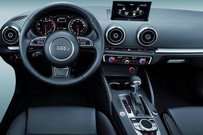 Audi A3 2013, interior y tecnología