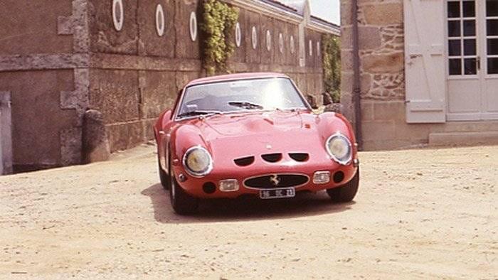 Un Ferrari 250 GTO, subastado por más de 24 millones de euros