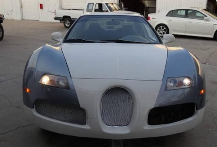 El Honda Civic que quería ser un Bugatti Veyron cuando fuese mayor
