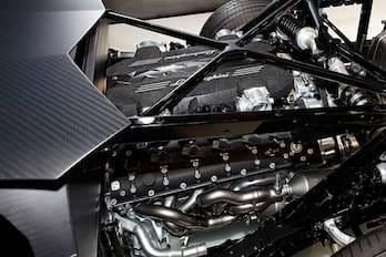 Lamborghini Aventador LP700-4 LE-C