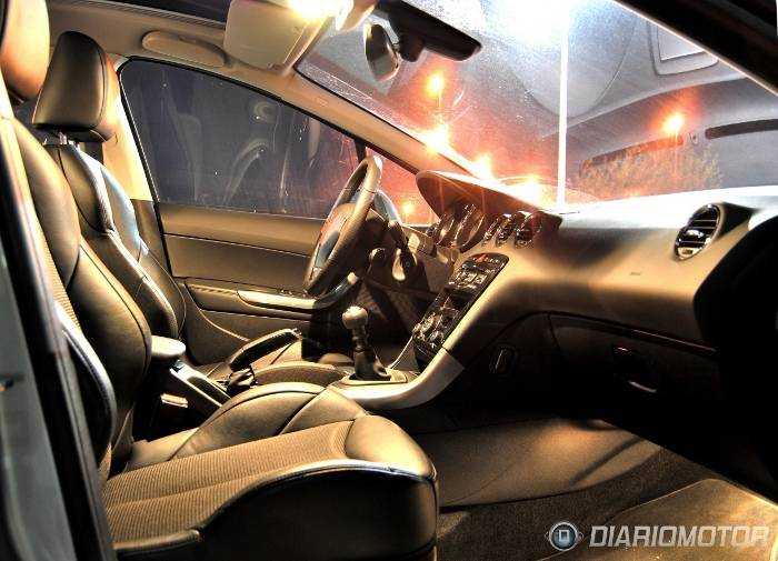 Peugeot 308 a prueba
