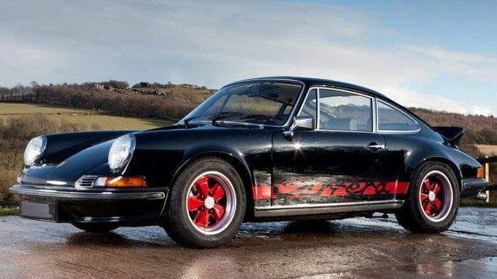 Jenson Button pone a la venta su Porsche 911 2.7 Carrera RS de 1973