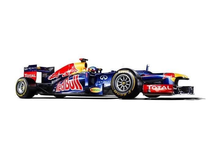 Red Bull RB8 F1 (2012)