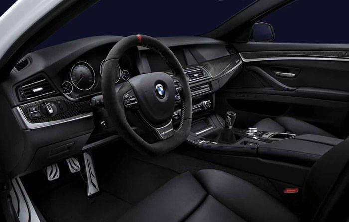 Accesorios BMW M Performance