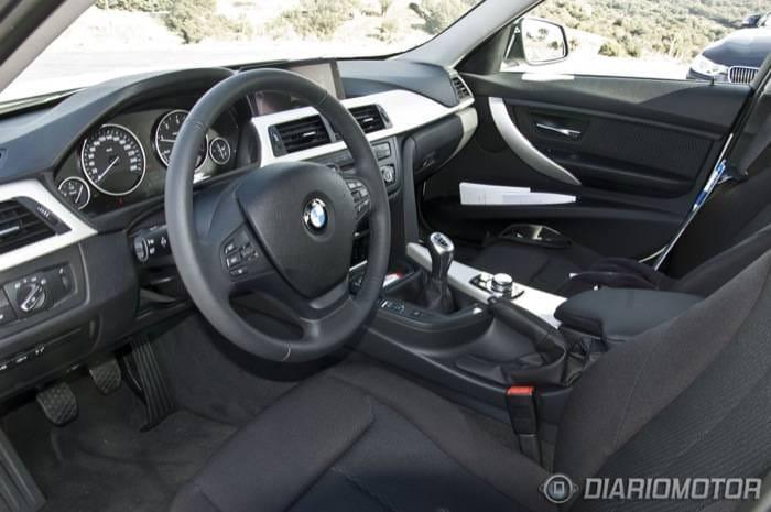 BMW Serie 3 2012