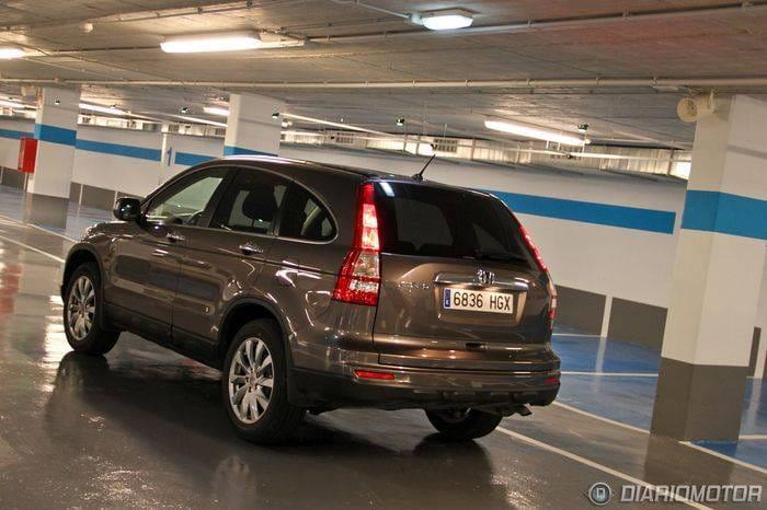 Honda CR-V 2.2 i-DTEC Elegance, a prueba (II)