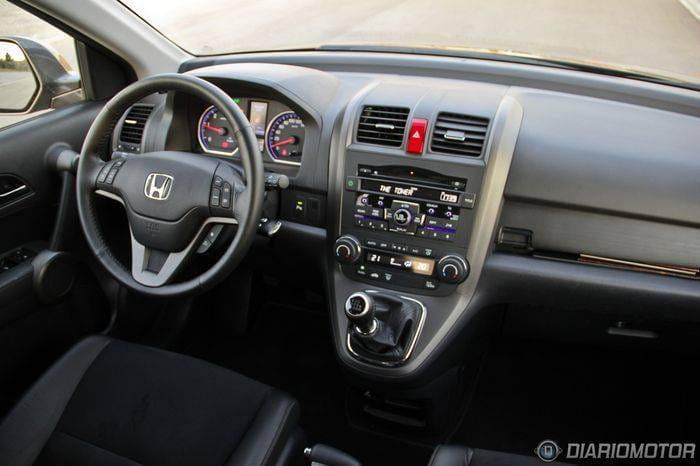 Honda CR-V 2.2 i-DTEC Elegance, a prueba (III)