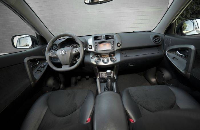 Toyota RAV4 Yokubari, más equipamiento y un nombre muy japonés