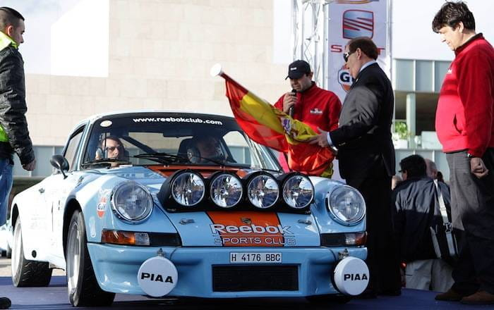 Carlos Sainz y Moya Rally Históricos