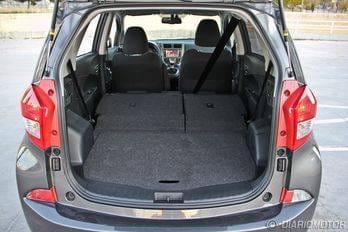 Subaru Trezia 1.4D Limited, a prueba (I)