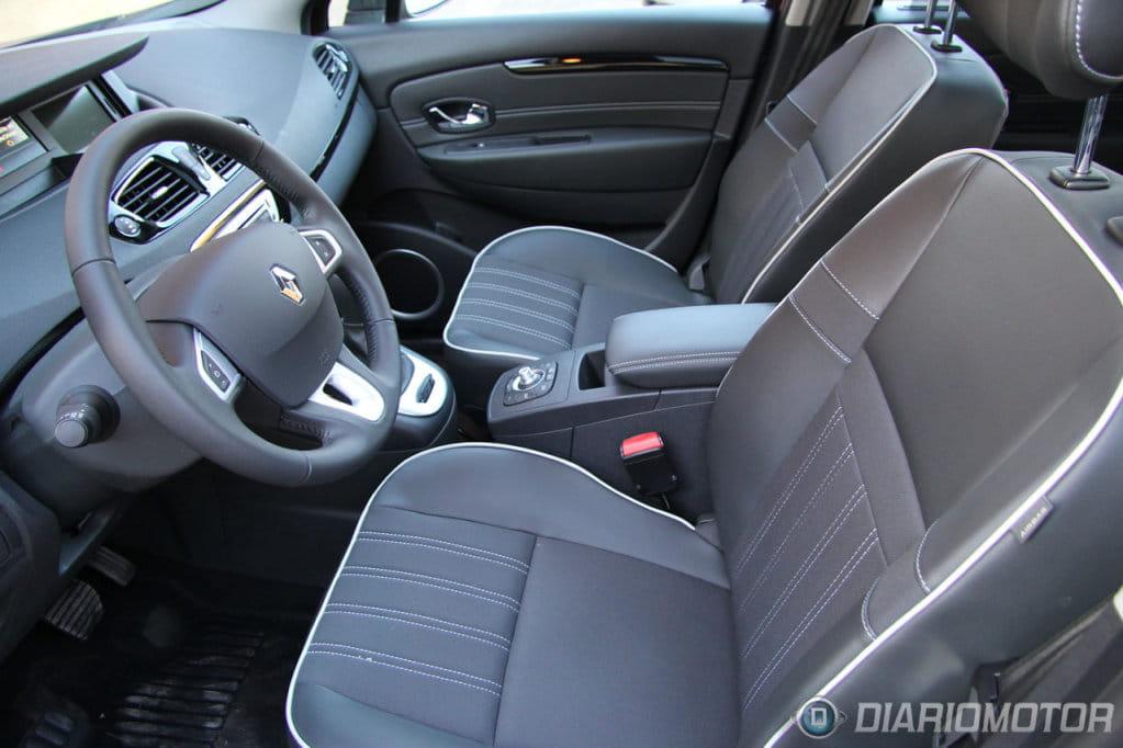 Renault grand scenic presentacion leon interior 7 foto 32 for Interior renault scenic