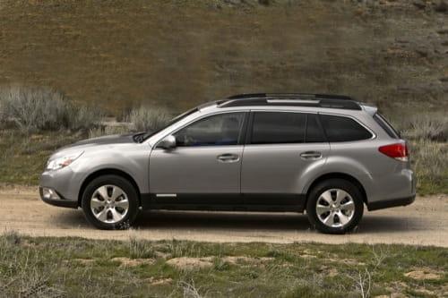 2001 Subaru Outback Custom >> Equipamiento y precios del nuevo Subaru Outback - Diariomotor