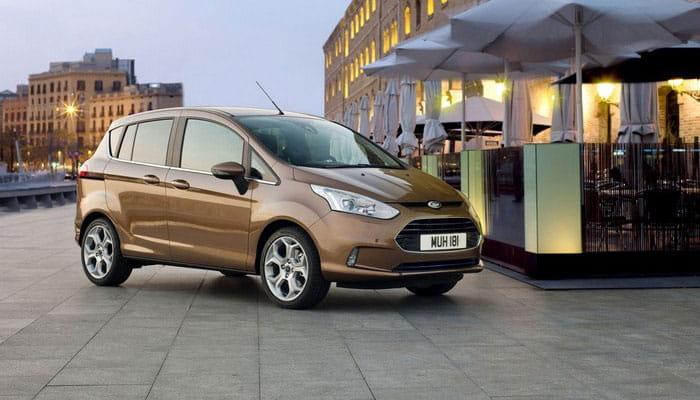 Gallería fotos de Ford B-MAX