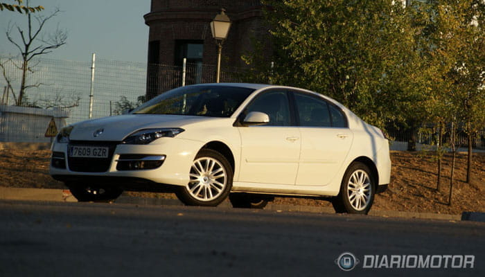 Gallería fotos de Renault Laguna