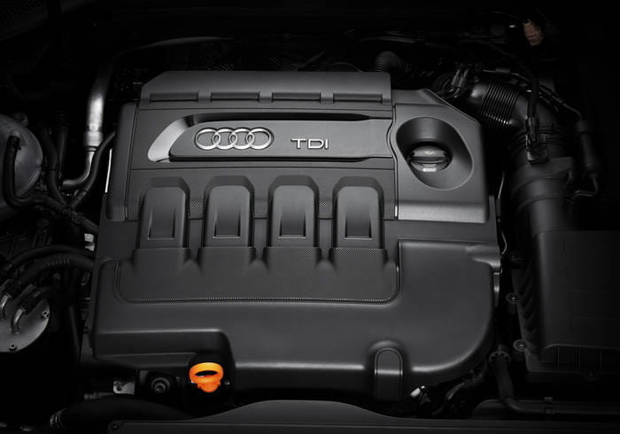 Motor 2.0 TDI del Audi A3 2012