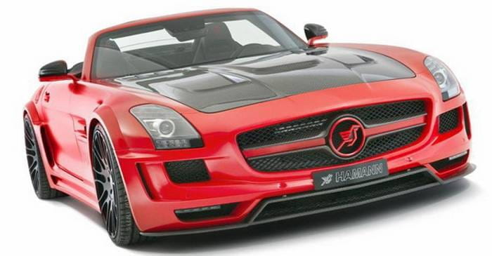 Hamann SLS AMG Roadster