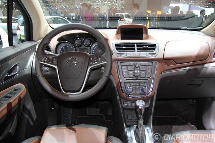 Opel Mokka en Ginebra 2012