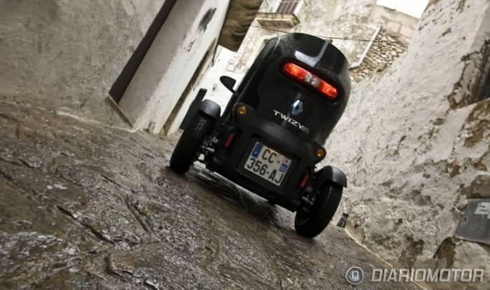 Renault Twizy en Ibiza