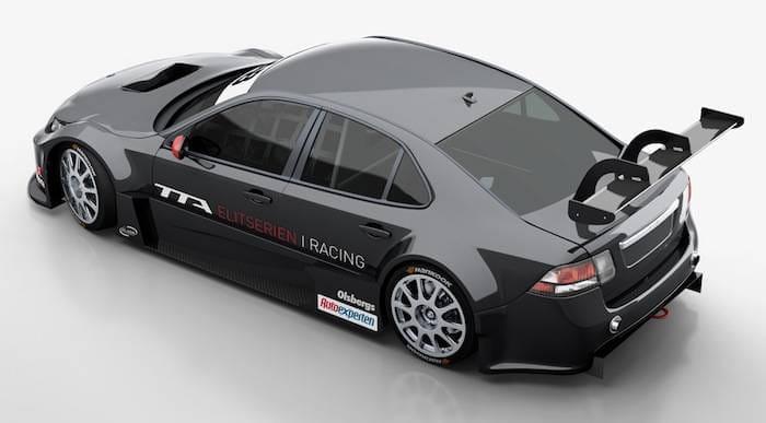 Saab 9-3 TTA 2012