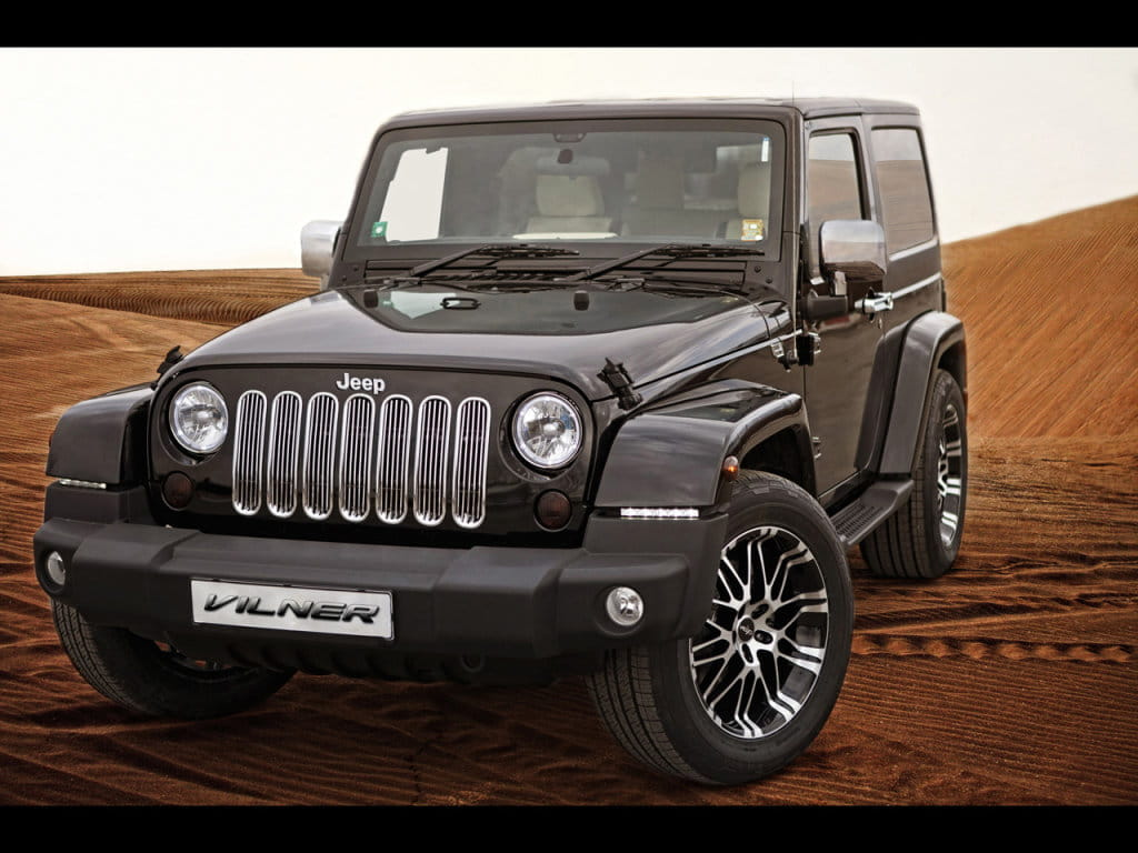2014 Jeep Wrangler Models