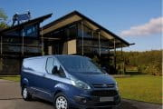 New Ford Transit Custom (UK)
