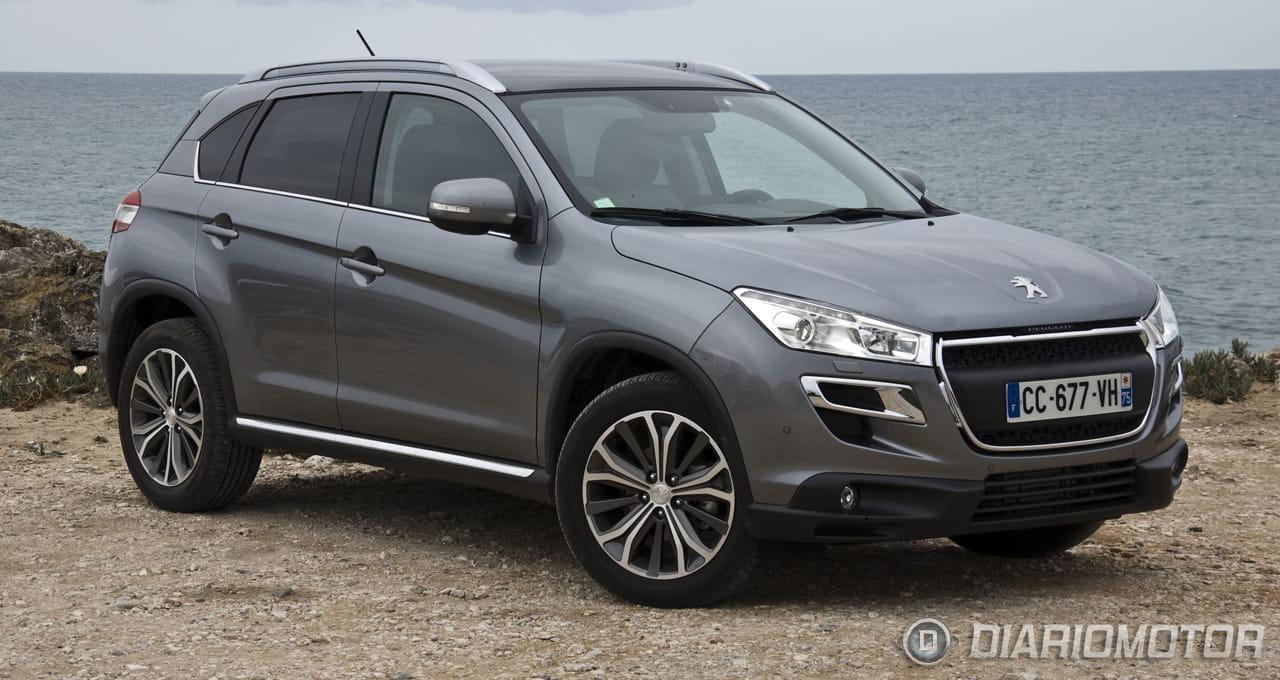 Peugeot 4008, presentación y prueba en Portugal. Foto 1 de 23.