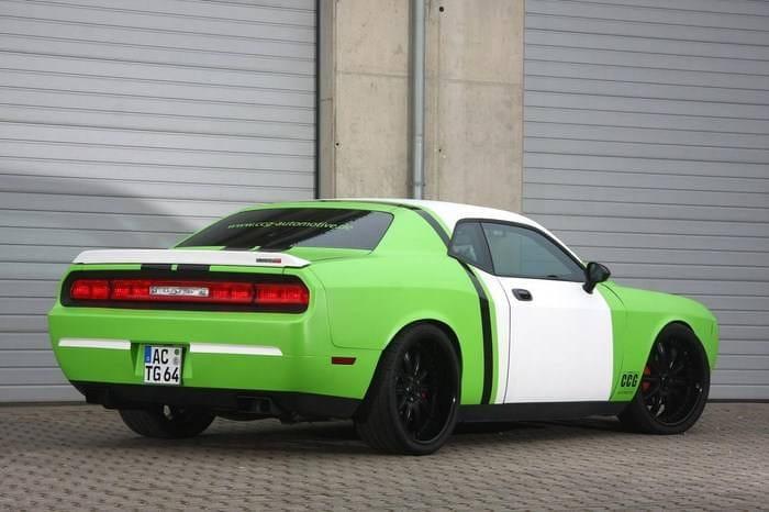 Dodge Challenger por CCG