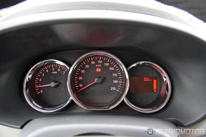 Prueba Dacia Lodgy siete plazas