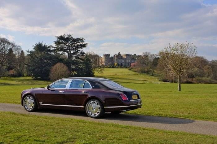 Bentley Mulsanne Diamond Jubilee Edition, 60 ejemplares en homenaje a Isabel II