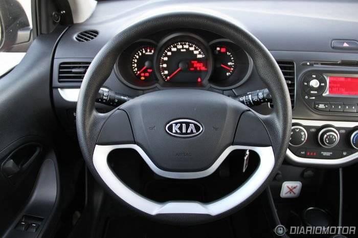 Kia Picanto 1.0 CVVT Concept, a prueba (I)