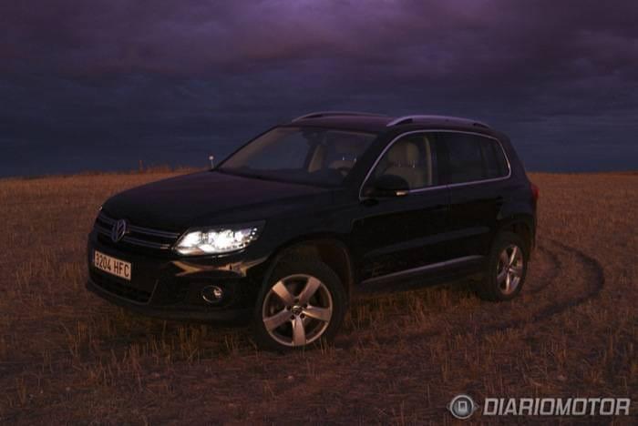 Volkswagen Tiguan Excellence