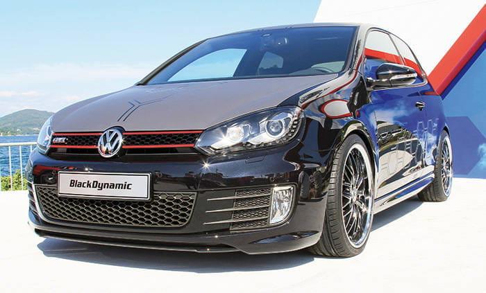 Volkswagen Golf GTI Wörthersee
