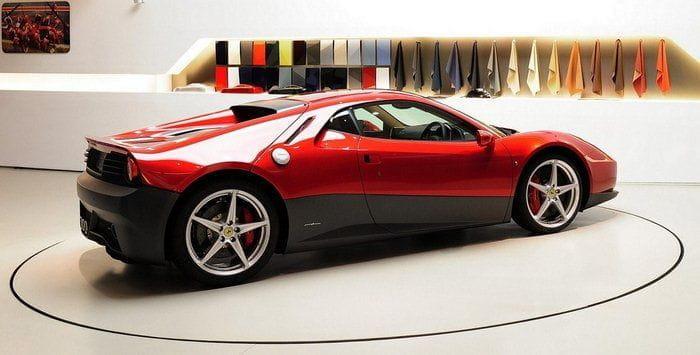 Ferrari SP12 EC de Eric Clapton
