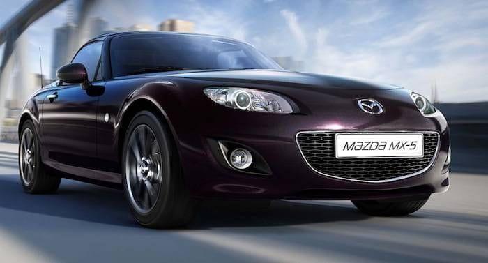 Mazda y Fiat se unen para el desarrollo del próximo MX-5