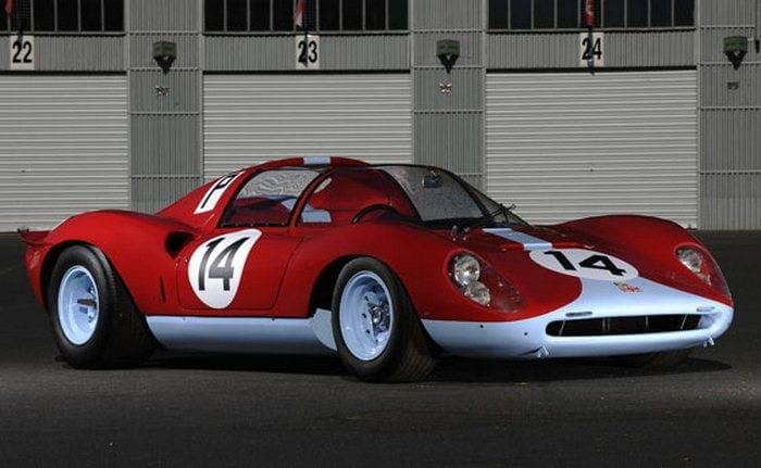 Ferrari 206 S Dino Spyder (1966)