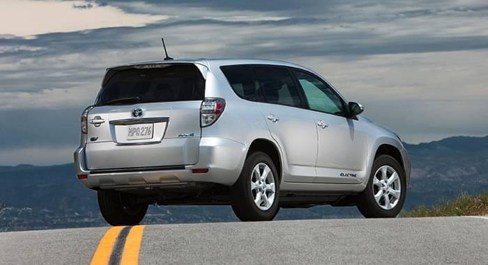Toyota Ev El Nuevo Suv Electrico Llega A Estados Unidos