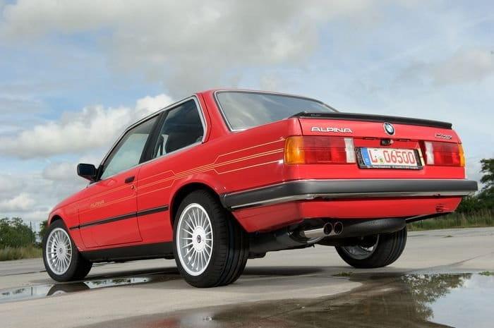 Tuning clásico: BMW Alpina C2 2.7 (1987), ¿el equilibrio perfecto en los BMW E30?