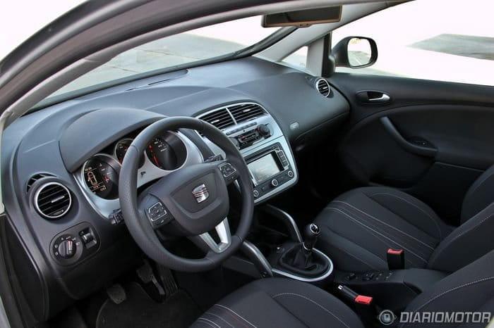 Seat Altea 1.4 TSI 125 CV COPA, a prueba (I)