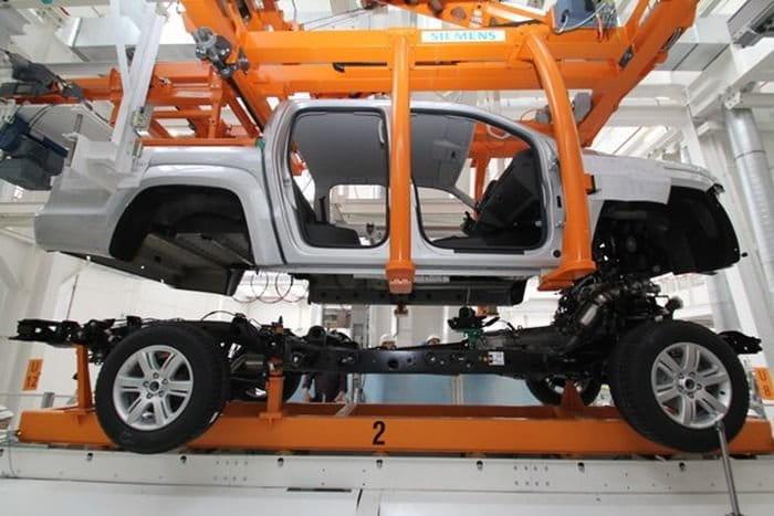 El Volkswagen Amarok europeo se fabrica ya en Hannover