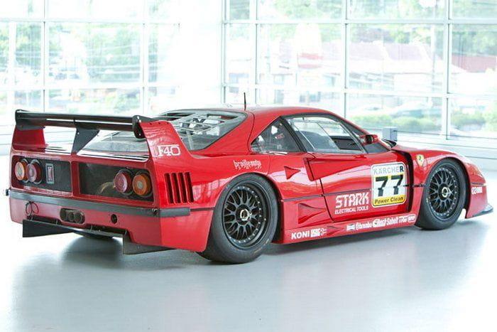Ferrari F40 GTE Michelotto (1992)