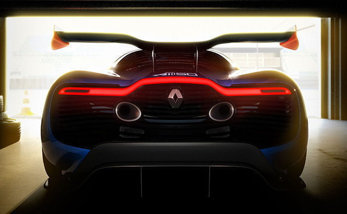 Renault promete una sorpresa para GoodWood