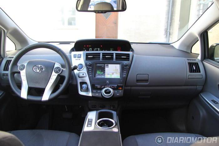 Nuevo Toyota Prius Plus monovolumen 2012