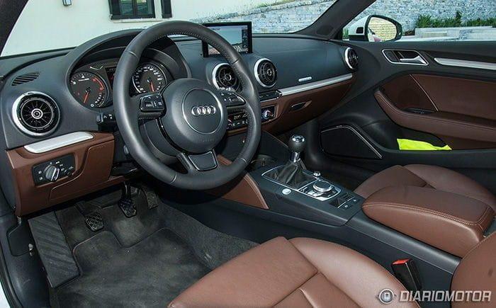 Audi A3: precio y equipamiento para España