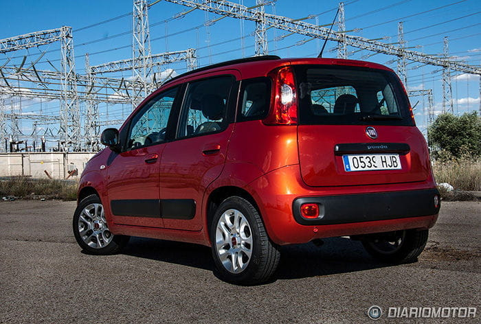 Fiat Panda y Skoda Citigo