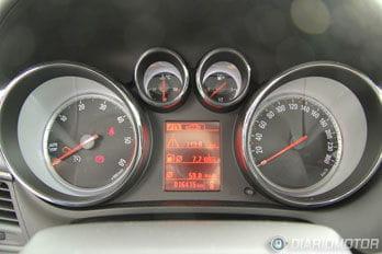 Opel Zafira Tourer 2.0 CDTI Excellence, a prueba. Interior