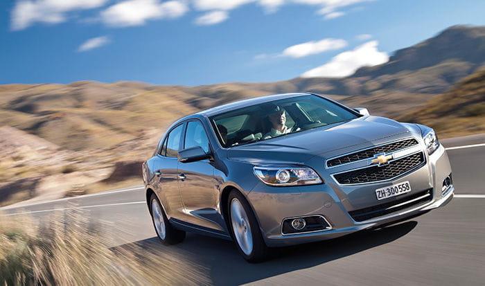 Chevrolet malibu equipamiento y precios desde los for Malibu precio