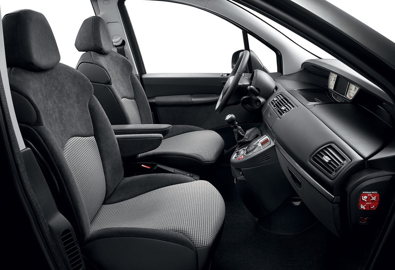 Peugeot 807 precios prueba ficha t cnica y fotos for Interieur 807 peugeot