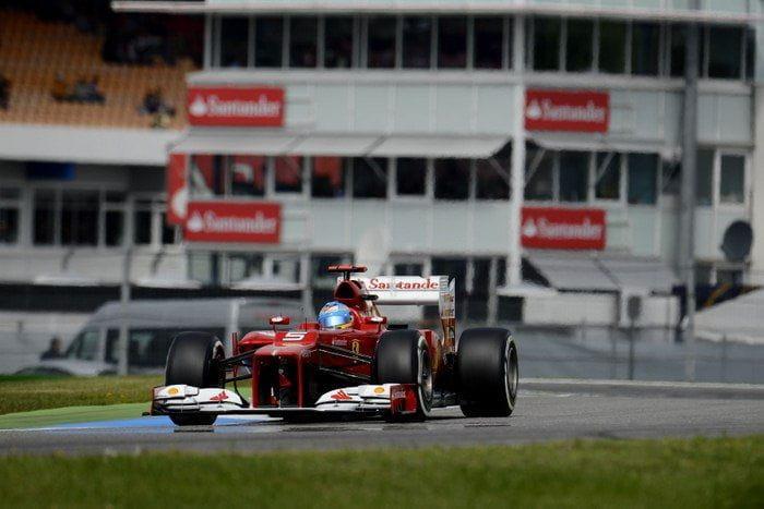 F1 - GP de Alemania 2012