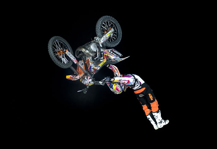 Red Bull X Fighters Madrid 2012
